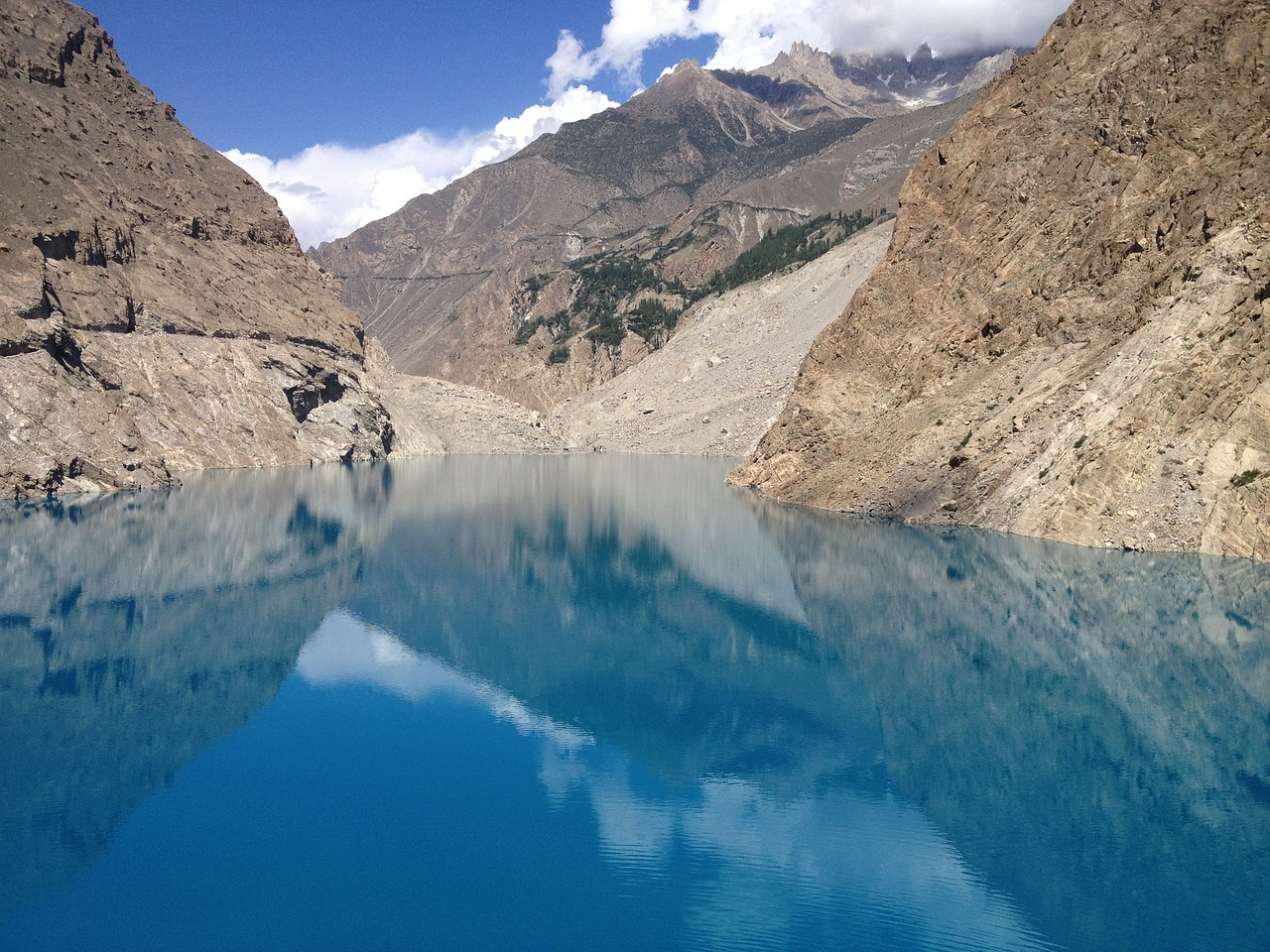 Atabad Lake Hunza Valley
