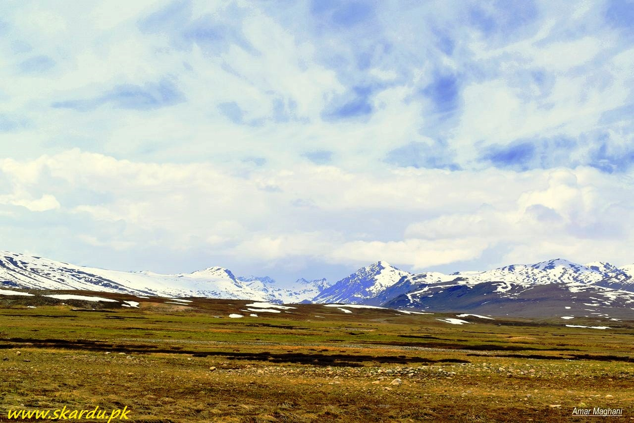 Deosai National park Skardu