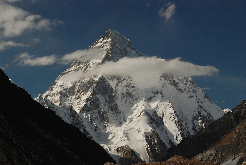 Most beautiful places to visit K2 Base Camp