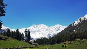 Nanga Parbat eight thousander