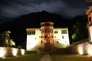 Khaplu Fort Nightview