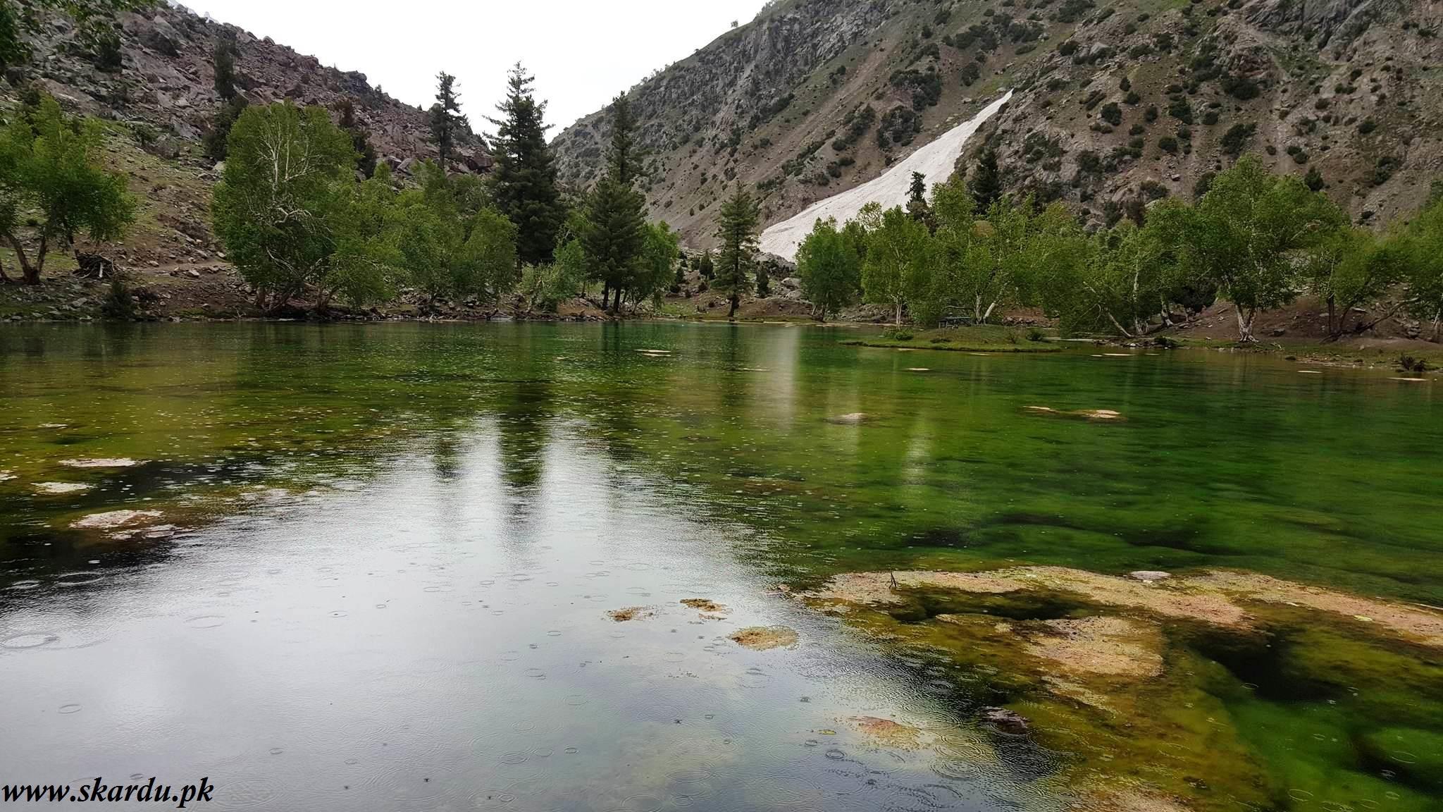 Naltar Lake Must visit Gilgit Baltistan