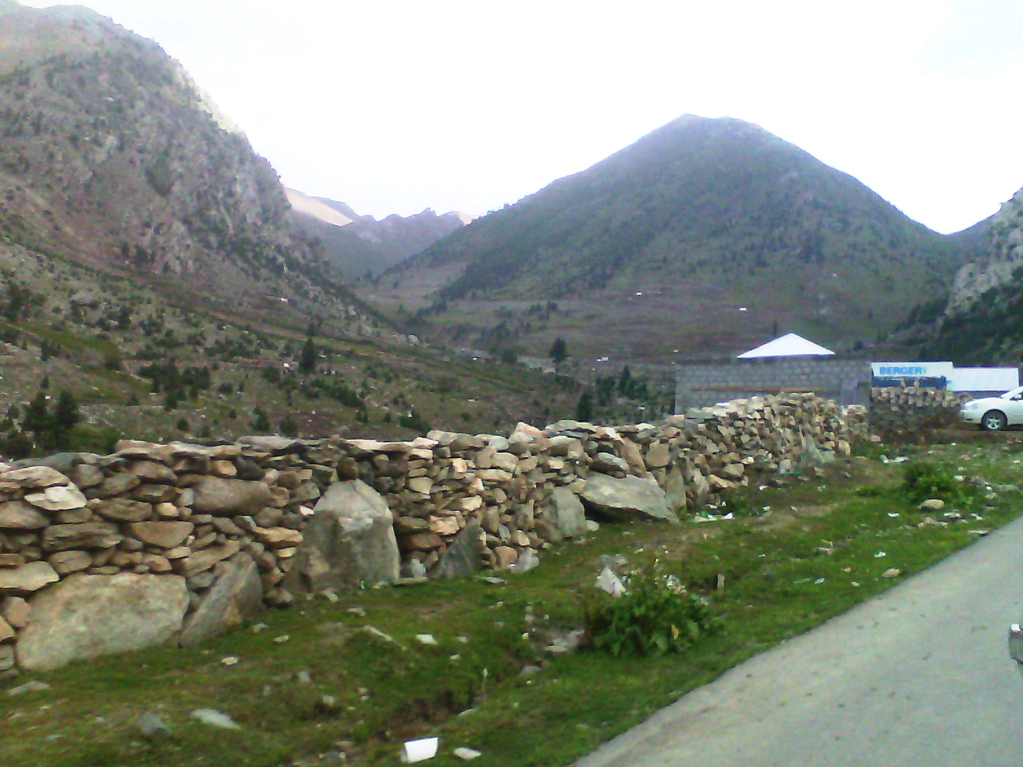 Thak valley Babusar Pass