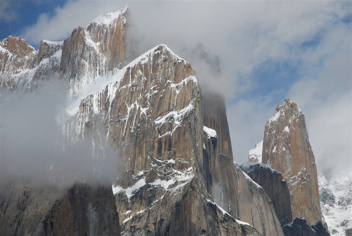 Trango Towers Karakoram Rock Climbing