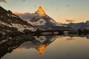 Alps Zermatte Tourist Attractions