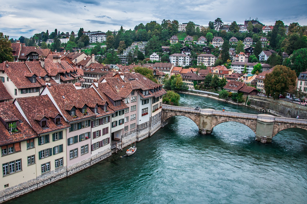 Bern places to visit in Switzerland
