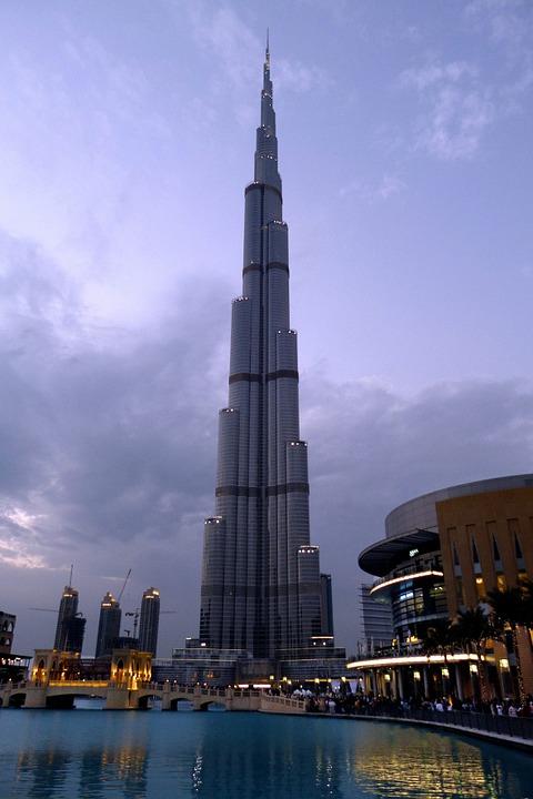 Burj Khalifa Tourist Attractions
