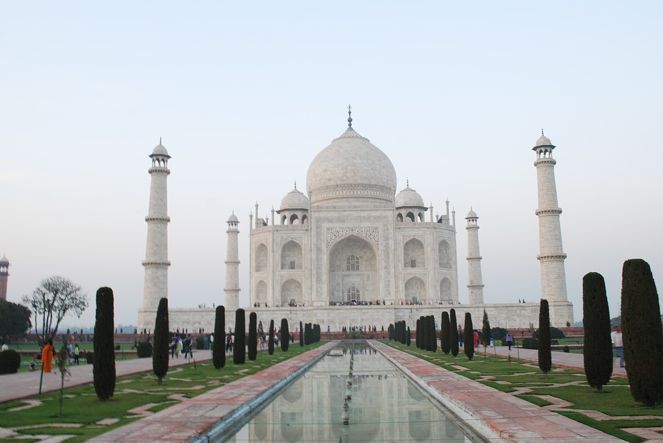Taj Mahal Tourist Attractions