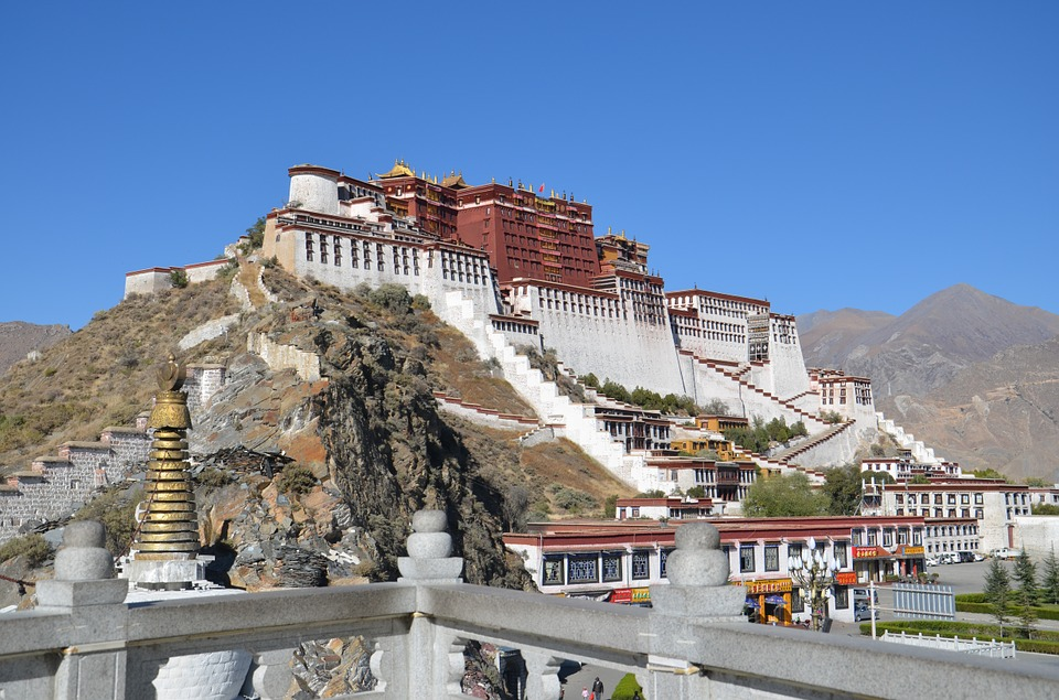 Lhasa Palace Tourist Attractions