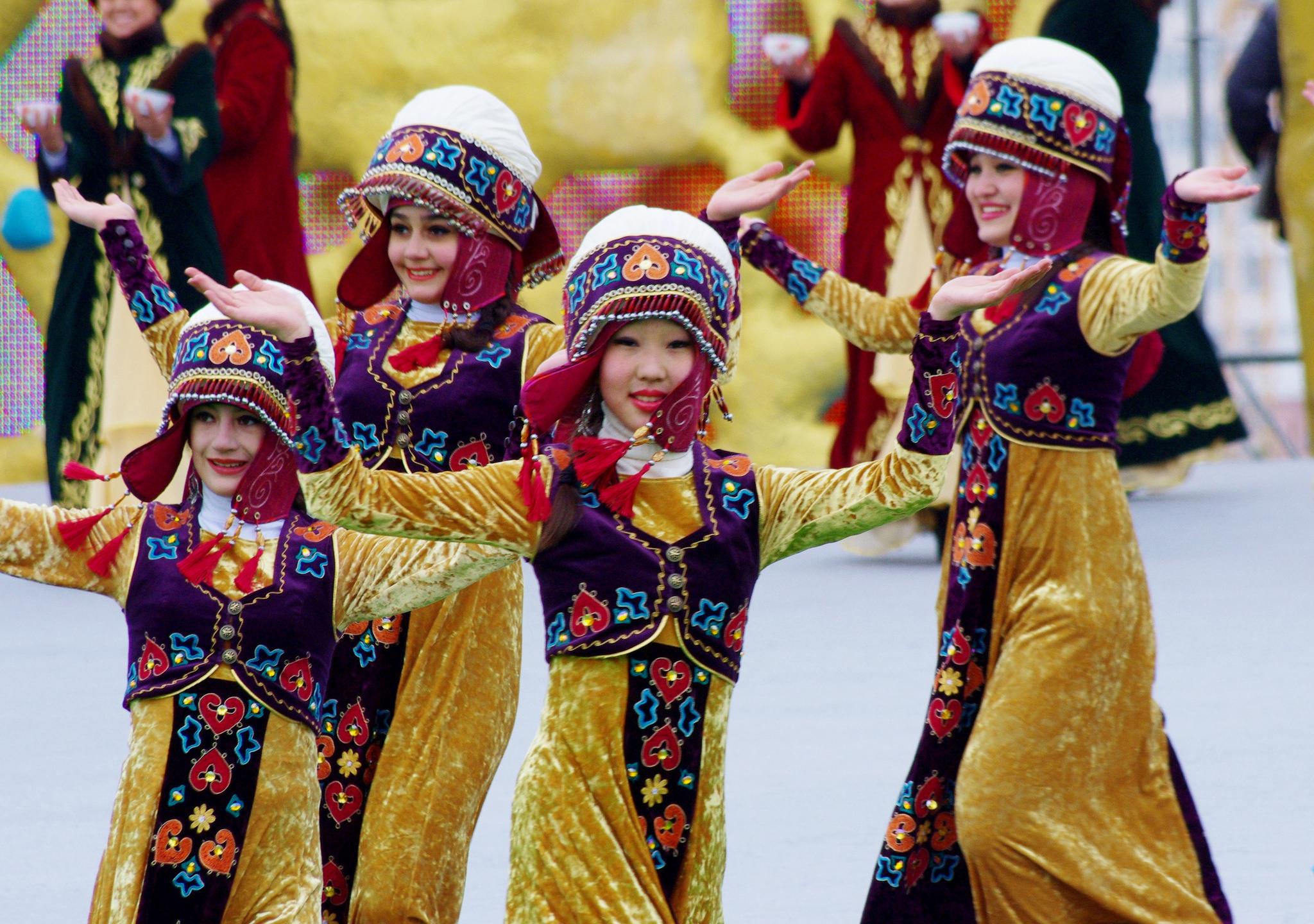 Nowruz Mubarak Astana