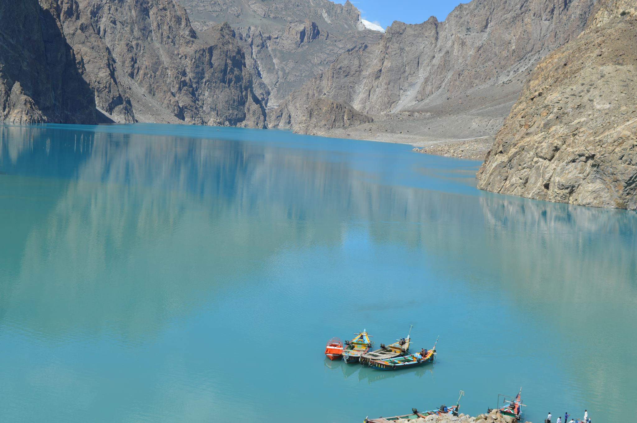 Atabad Lake Hunza