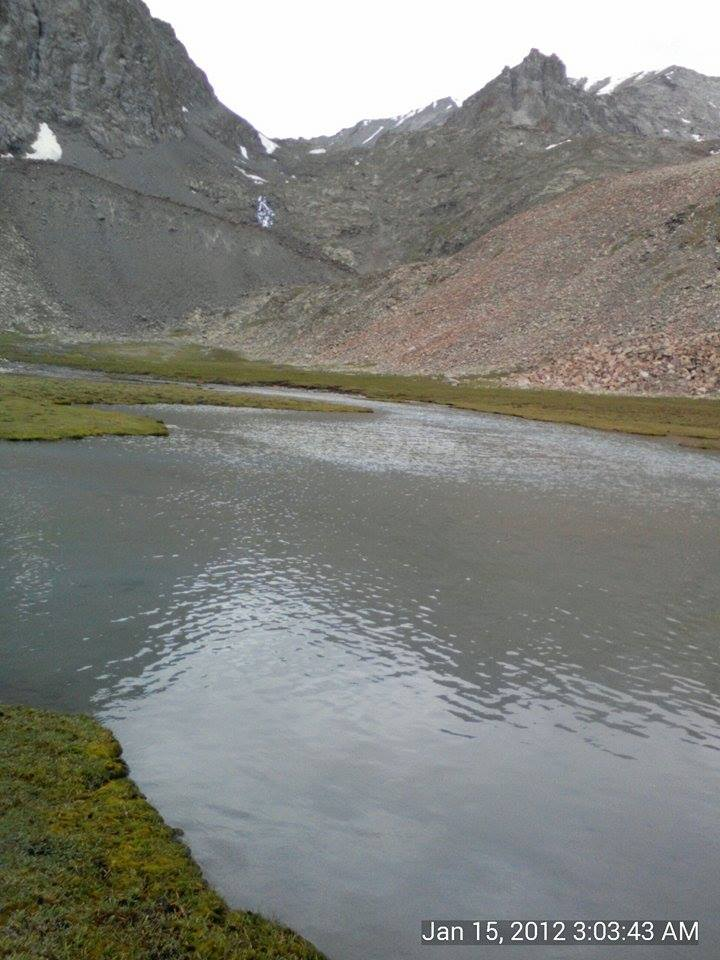 Ghanche Lake