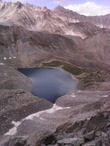 Ghanche Lake