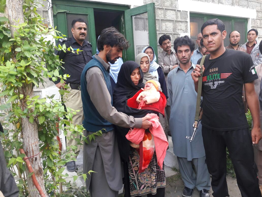 Child Abduct Gilgit Baltistan