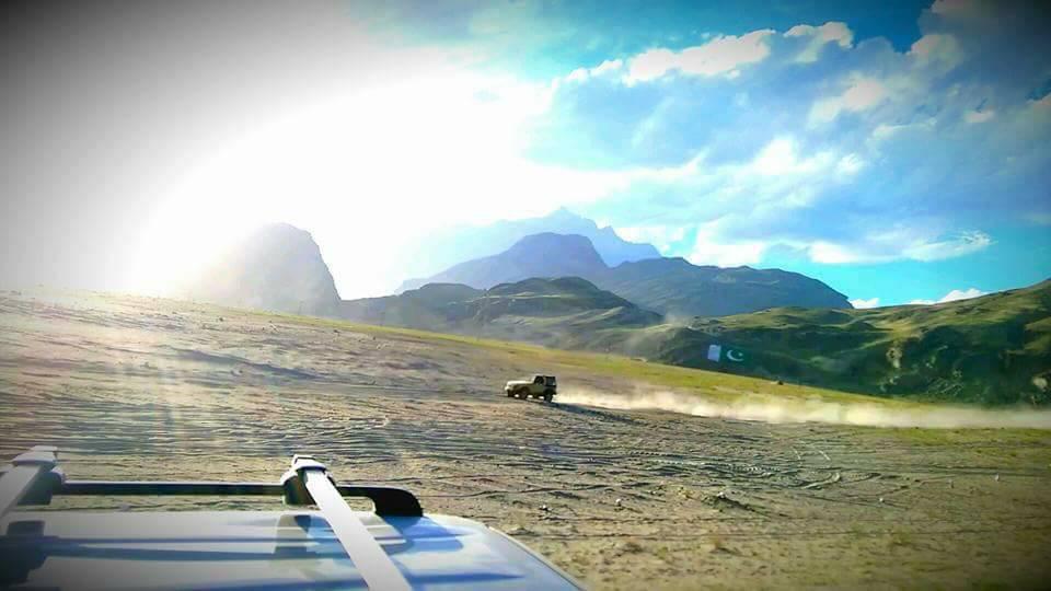 Sarfa Ranga Cold Desert Jeep Rally