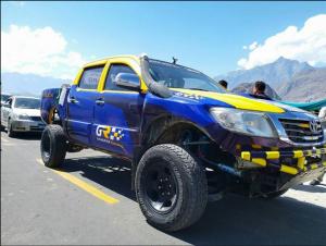Gilgit Baltistan Road Conditions