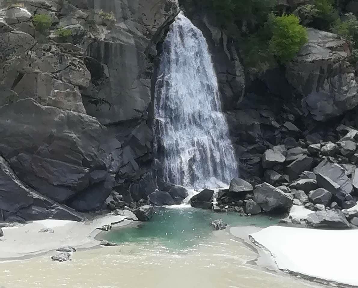 Basho waterfall