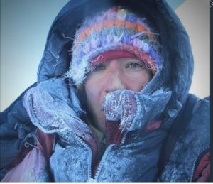 French Climber Elizebeth Nanga Parbat Stuck
