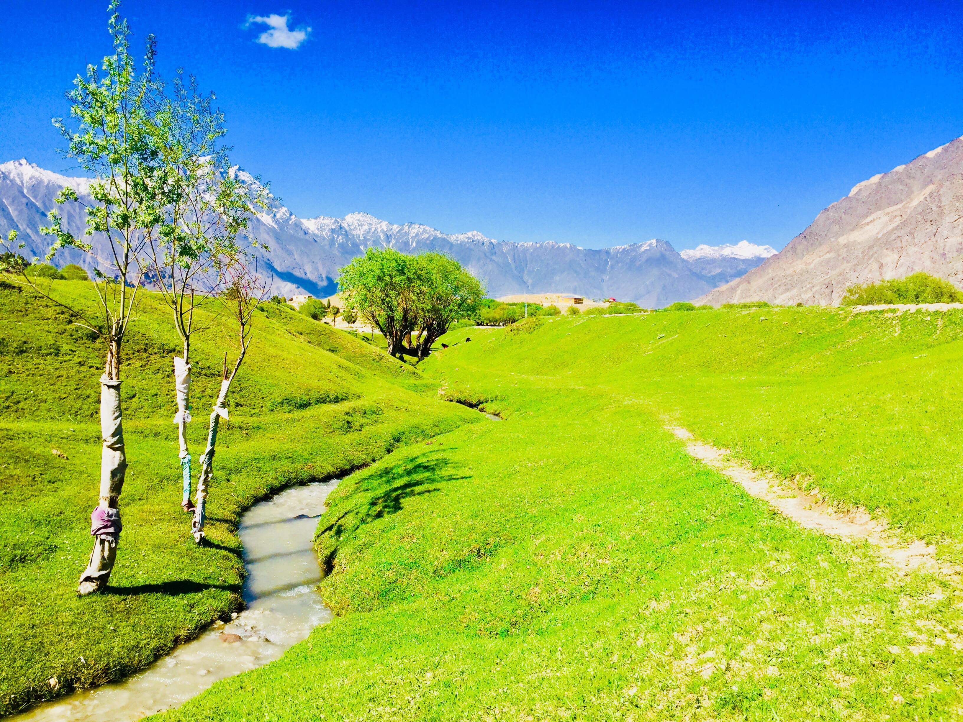 Rondu Valley Skardu Baltistan