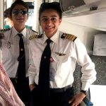Female Pilots Gilgit Baltistan