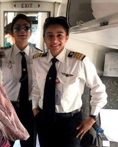 Female Pilots Gilgit Baltistan