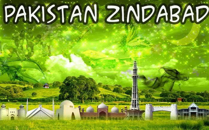 Independence day of Pakistan SMS Quotes