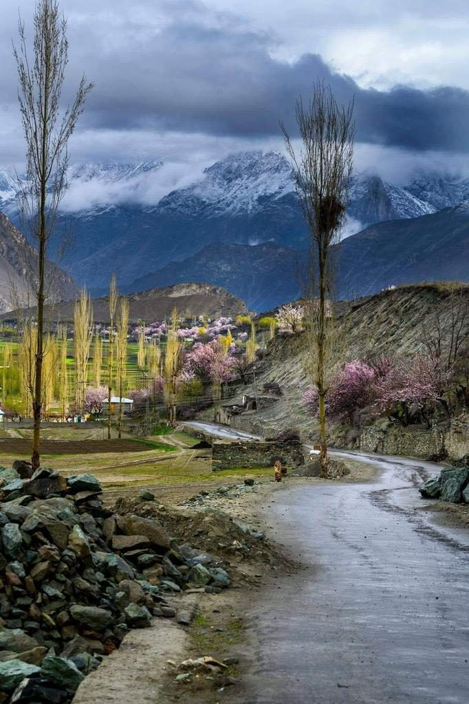 Nagar Valley Gilgit Baltistan