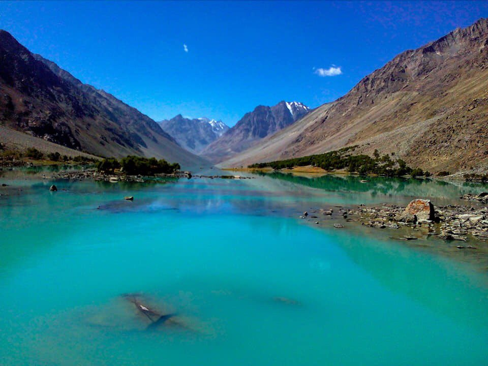 Phander valley places to visit in Gilgit Baltistan