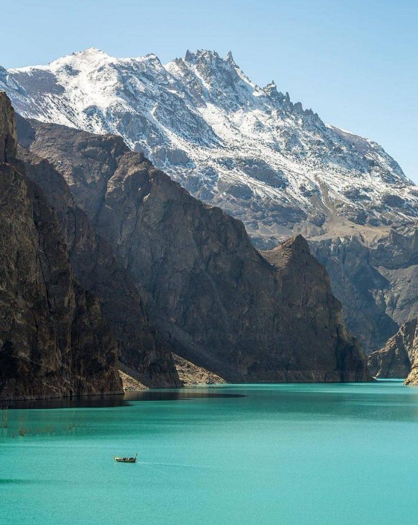 Atabad Lake Gilgit Baltistan