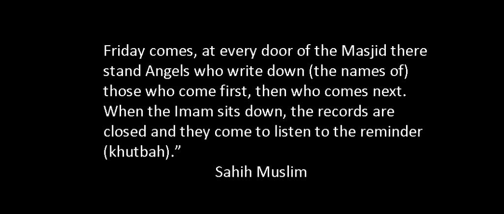Jumma Mubarak Quotes Hadith