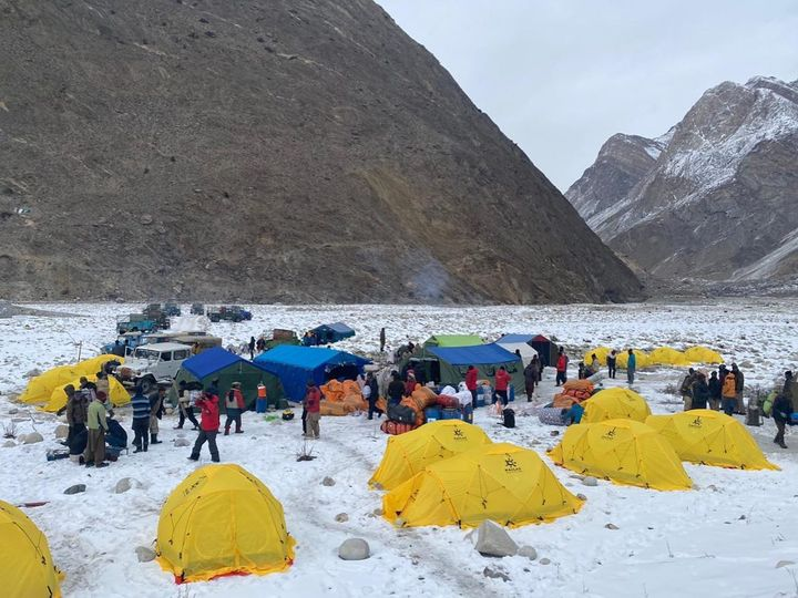 K2 winter expedition 2020 2021