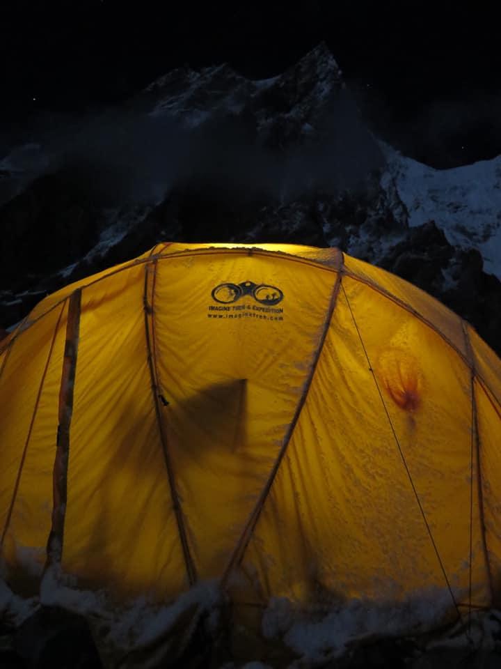 K2 winter Nepali Sherpa