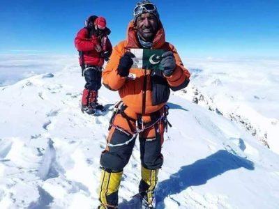 Ali Sadpara K2 Winter 2021