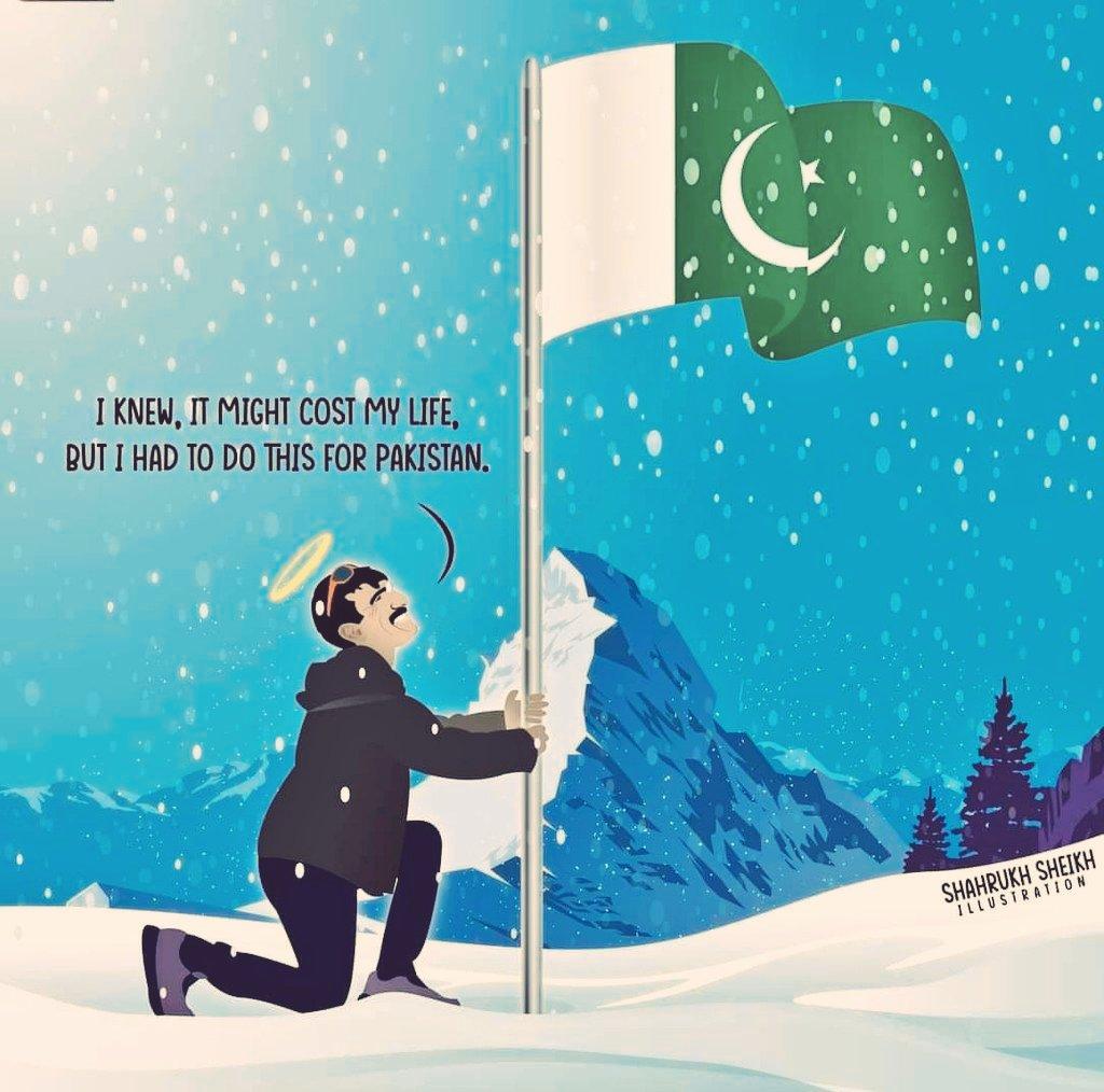 Ali Sadpara pride of Pakikstan hero