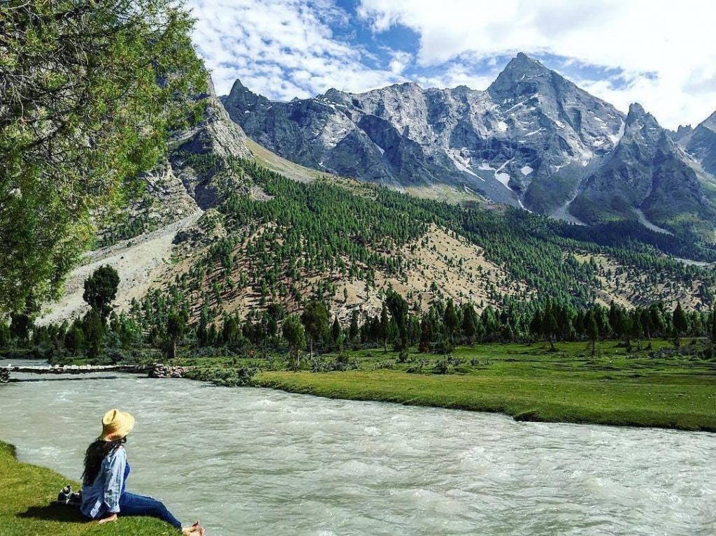Basho Valley famous place to visit in Skardu