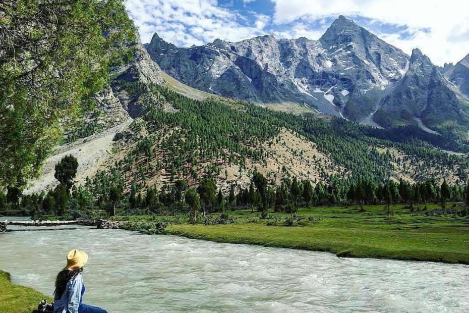 Mass tourism in Gilgit Baltistan