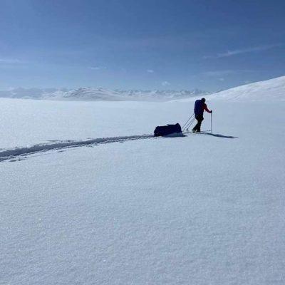 Deosai Ski Traverse