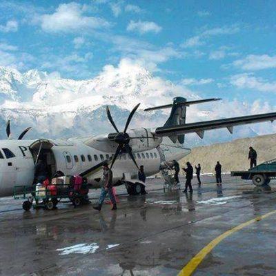 PIA reduced fares on Skardu Gilgit