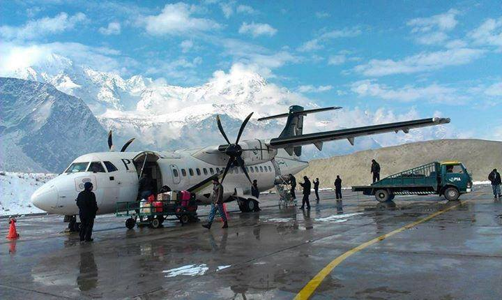 PIA reduced fares on Skardu Gilgit