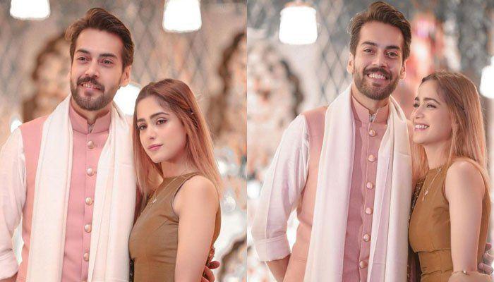 Aima Baig engaged Shehbaz Shigri