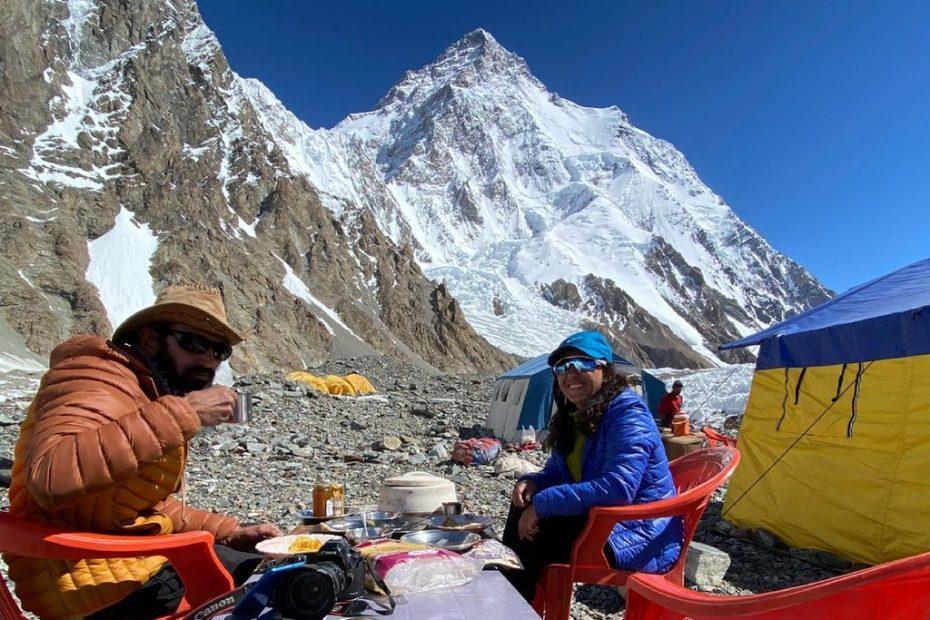 Samina Baig K2 Expedition 2021
