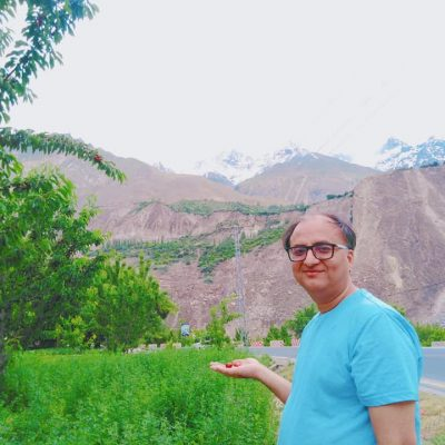 Record Rush in Skardu Tourists Throng Skardu after flight started from major cities to Skardu